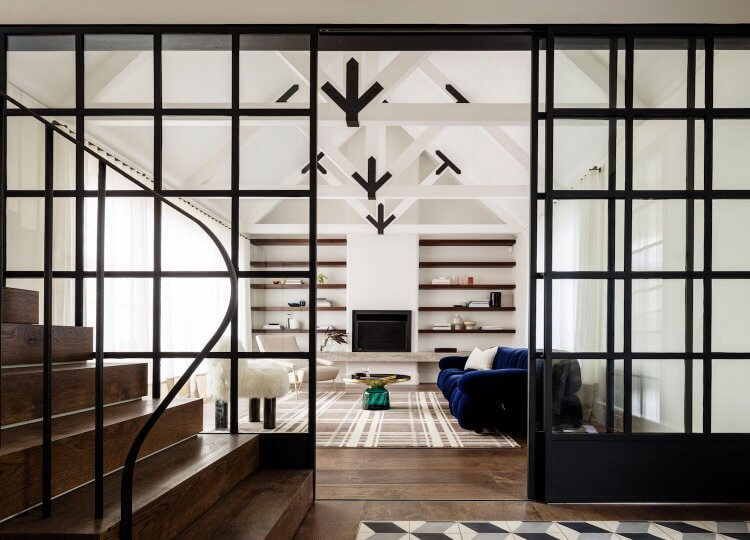 Living | A Balancing Home