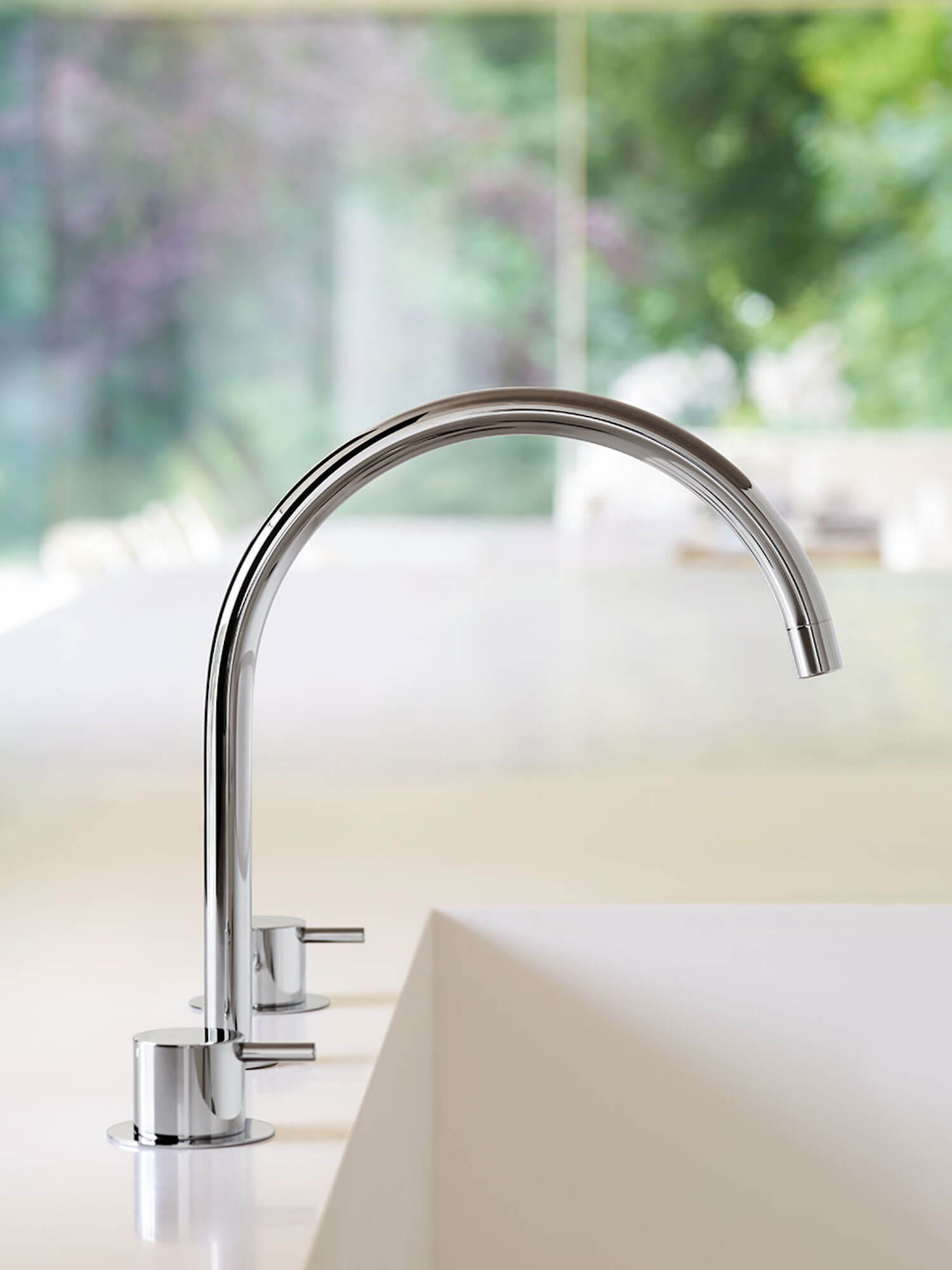 est living design directory KV15 kitchen tap vola 2