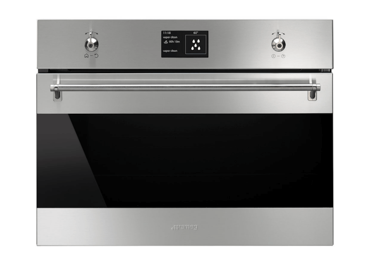 Classic Compact Speed Oven by Smeg