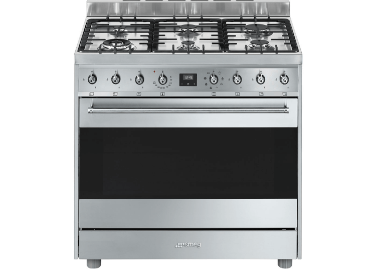 Freestanding Cooker by Smeg