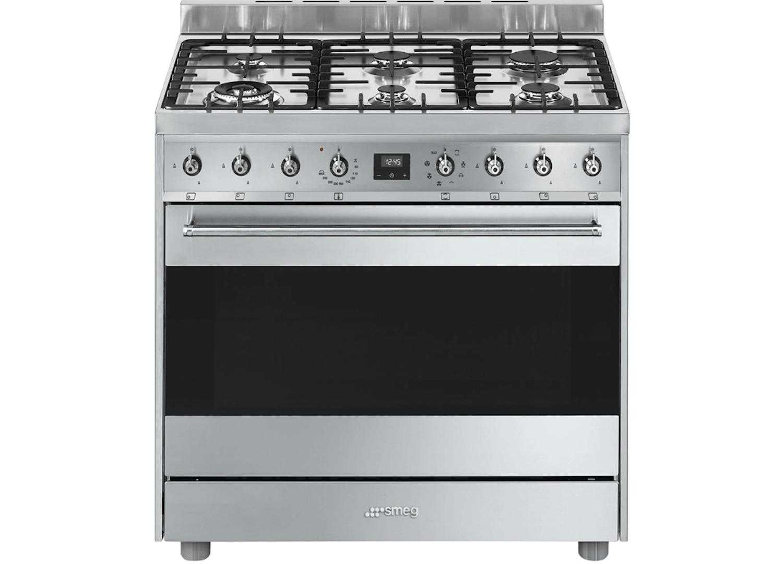 est living design directory freestanding cooker smeg 1