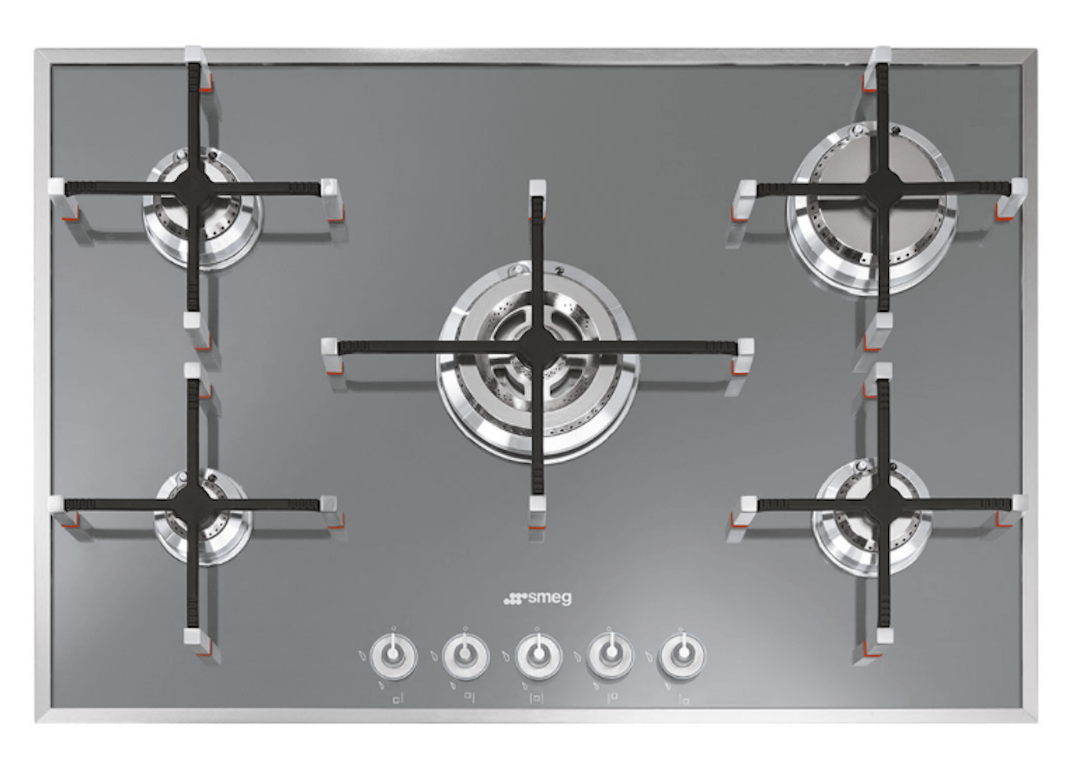 Gas Cooktop Linear Design by Smeg