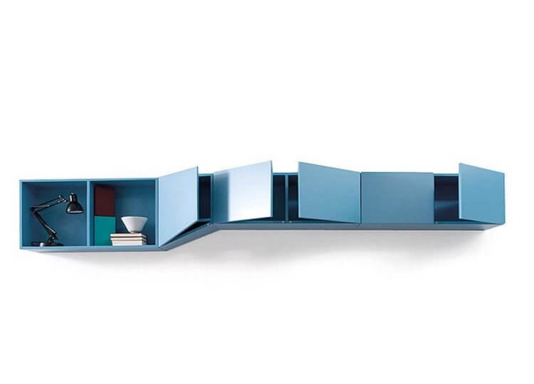 Hillside Storage System | Poliform