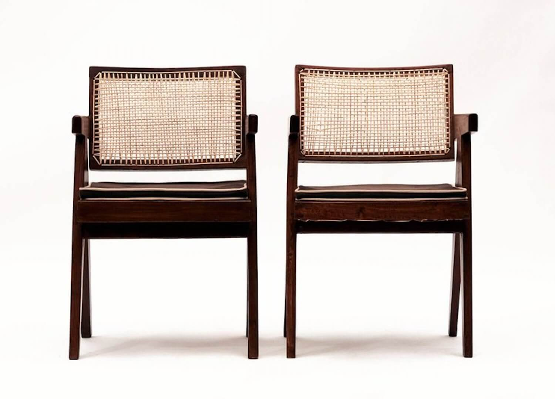 Le Corbusier & Pierre Jeanneret Chair | est living Design ...