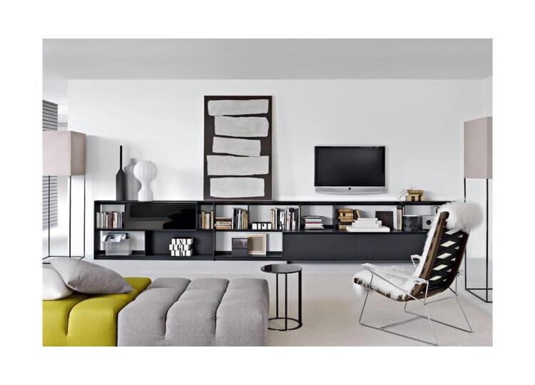 Flat C Bookcase