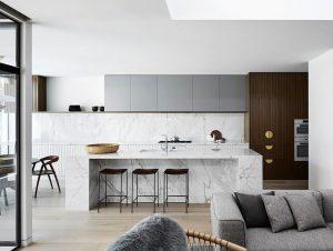 Kitchen | A Mid-Century Sensation Kitchen by Mim Design