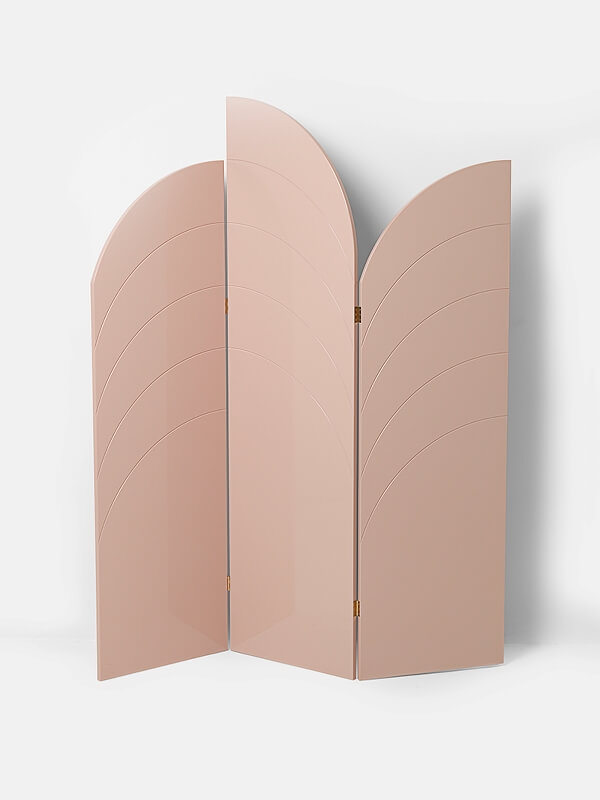 unfold room divider Ferm Living