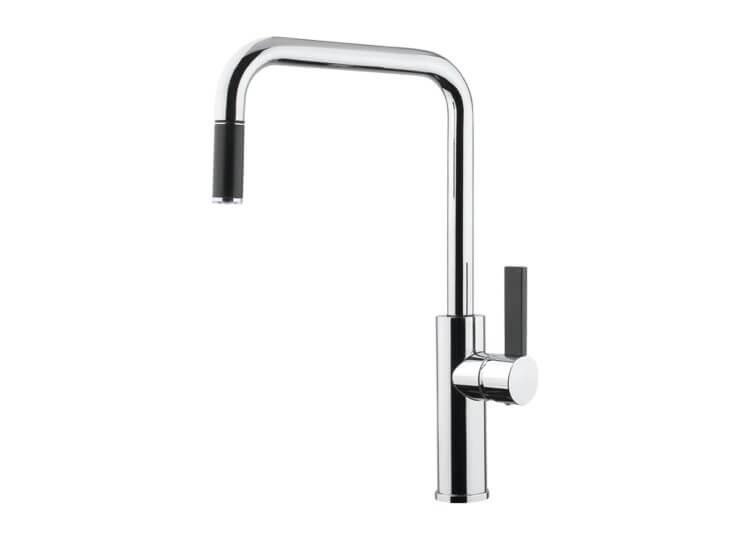 Luz Pull Out Kitchen Mixer