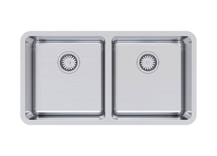 Lago Undermount Double Bowl Sink