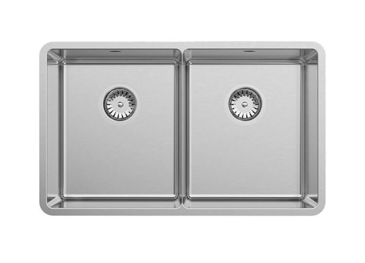 Abey Lucia Double Bowl Sink