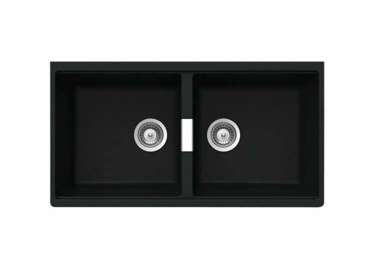 Schock Undermount Double Bowl Sink