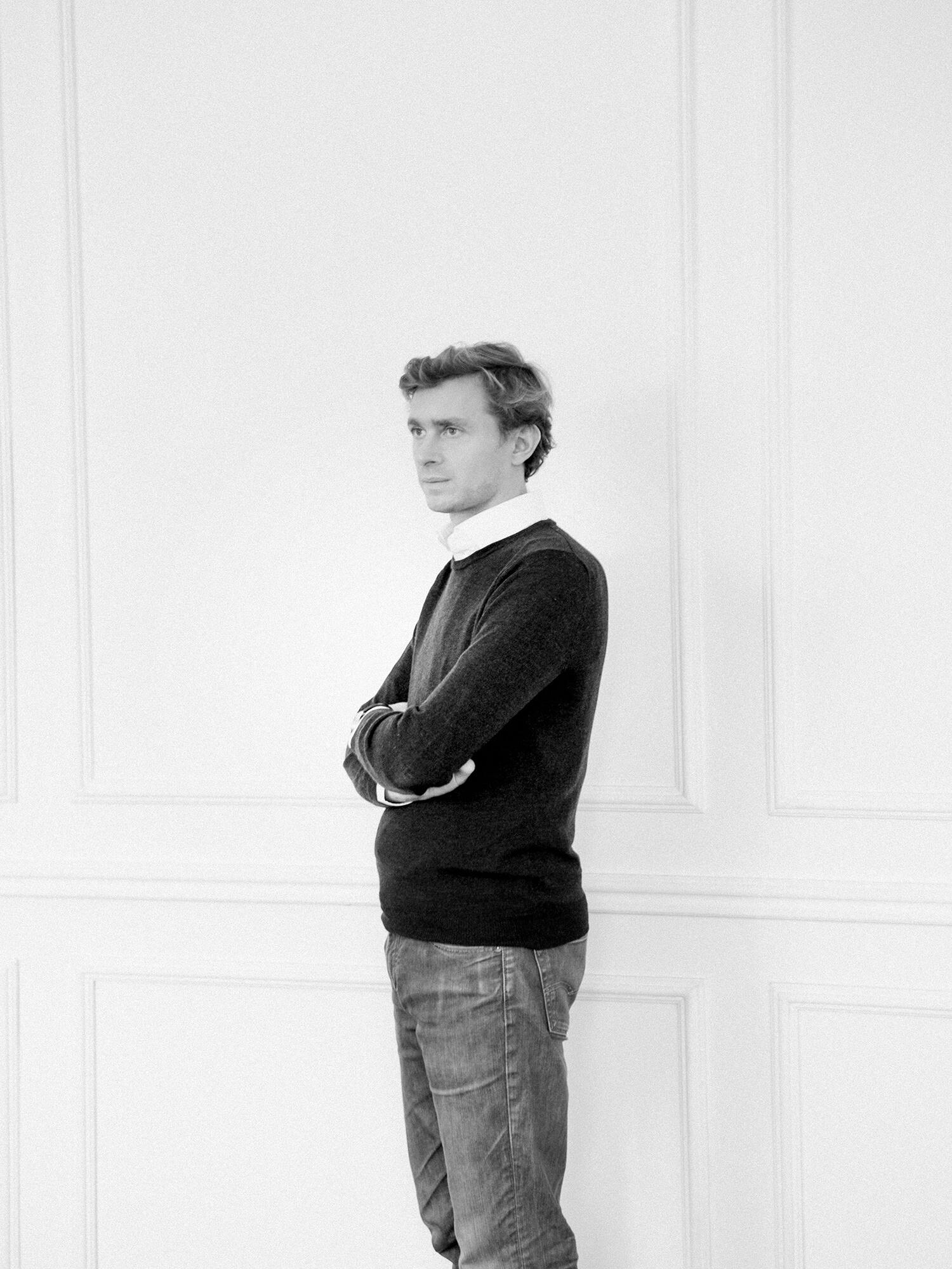 Nicolas Schuybroek portrait