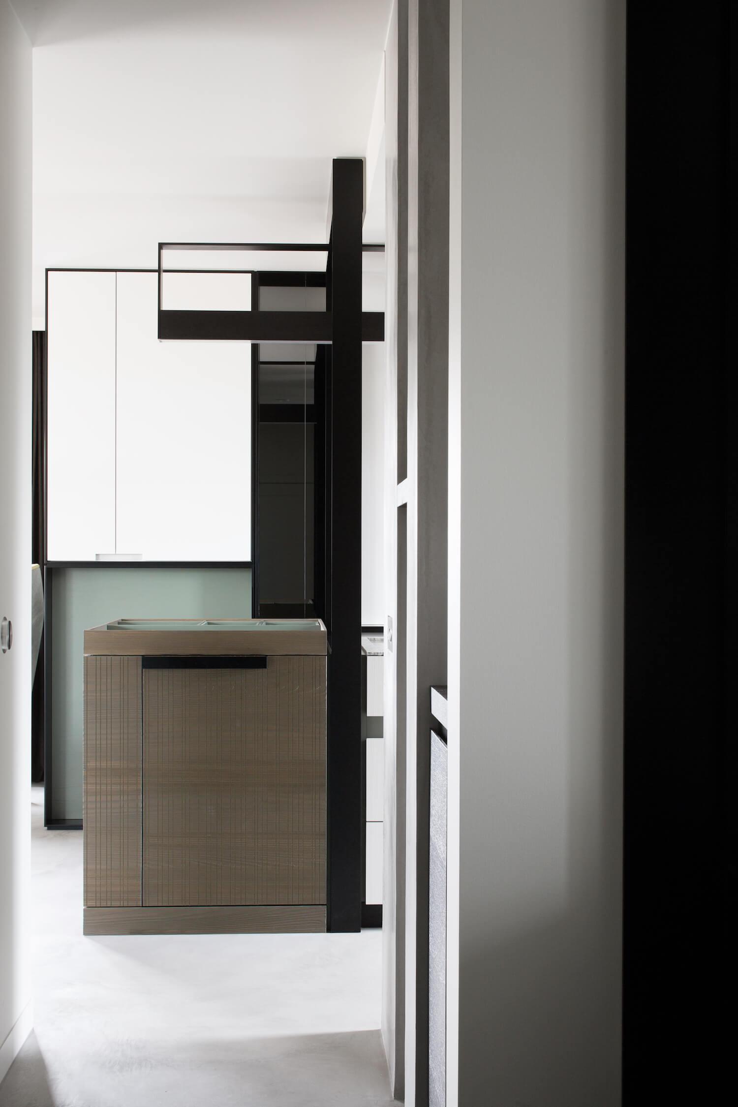 est living frederic kielemoes cafeine belgian apartment 16