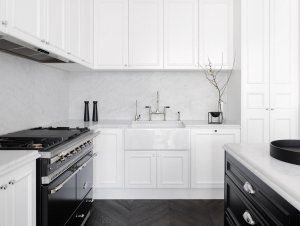 Five Classic Kitchens with Lacanche