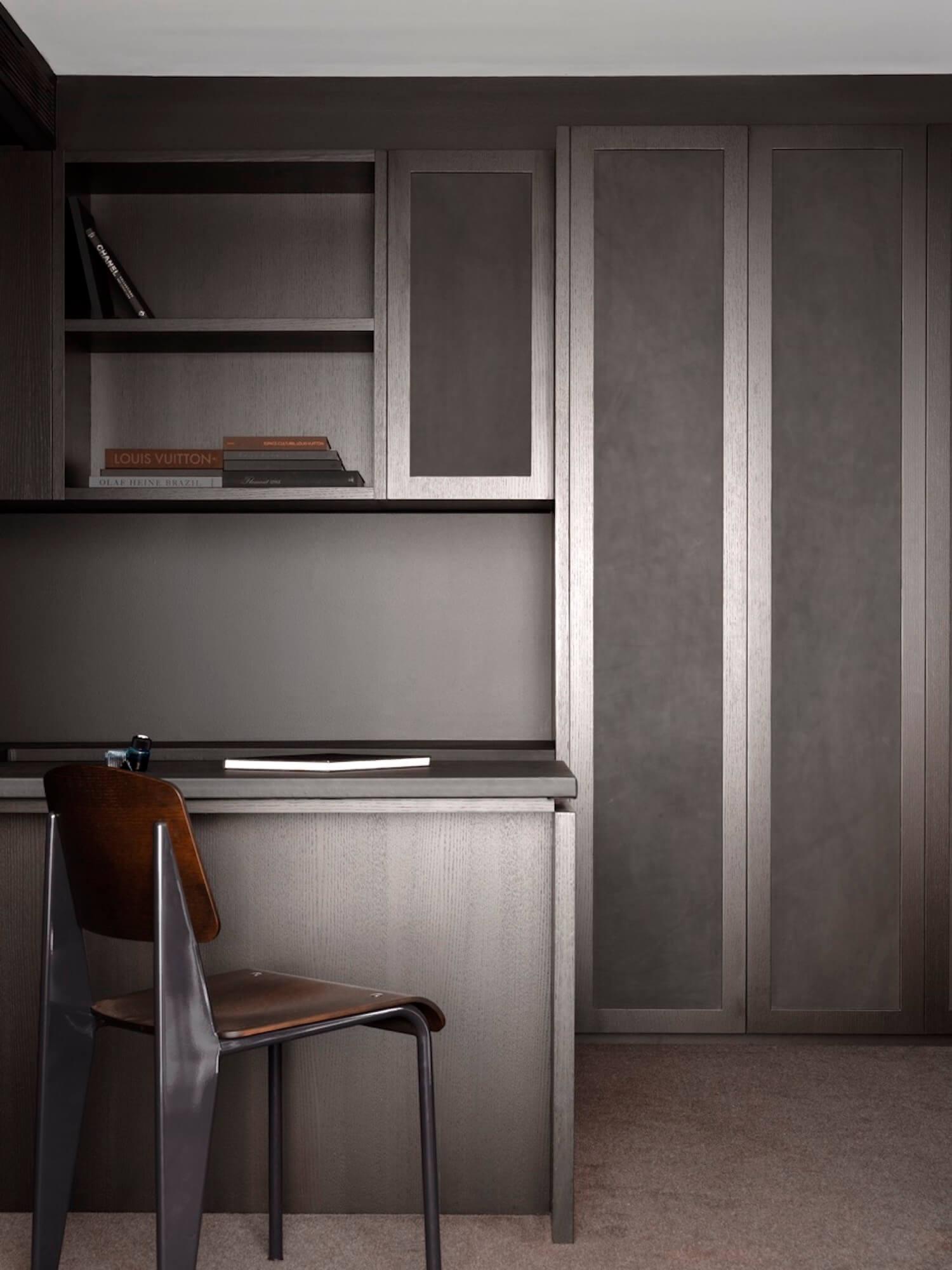 est living interiors monochrome house alwill interiors 5