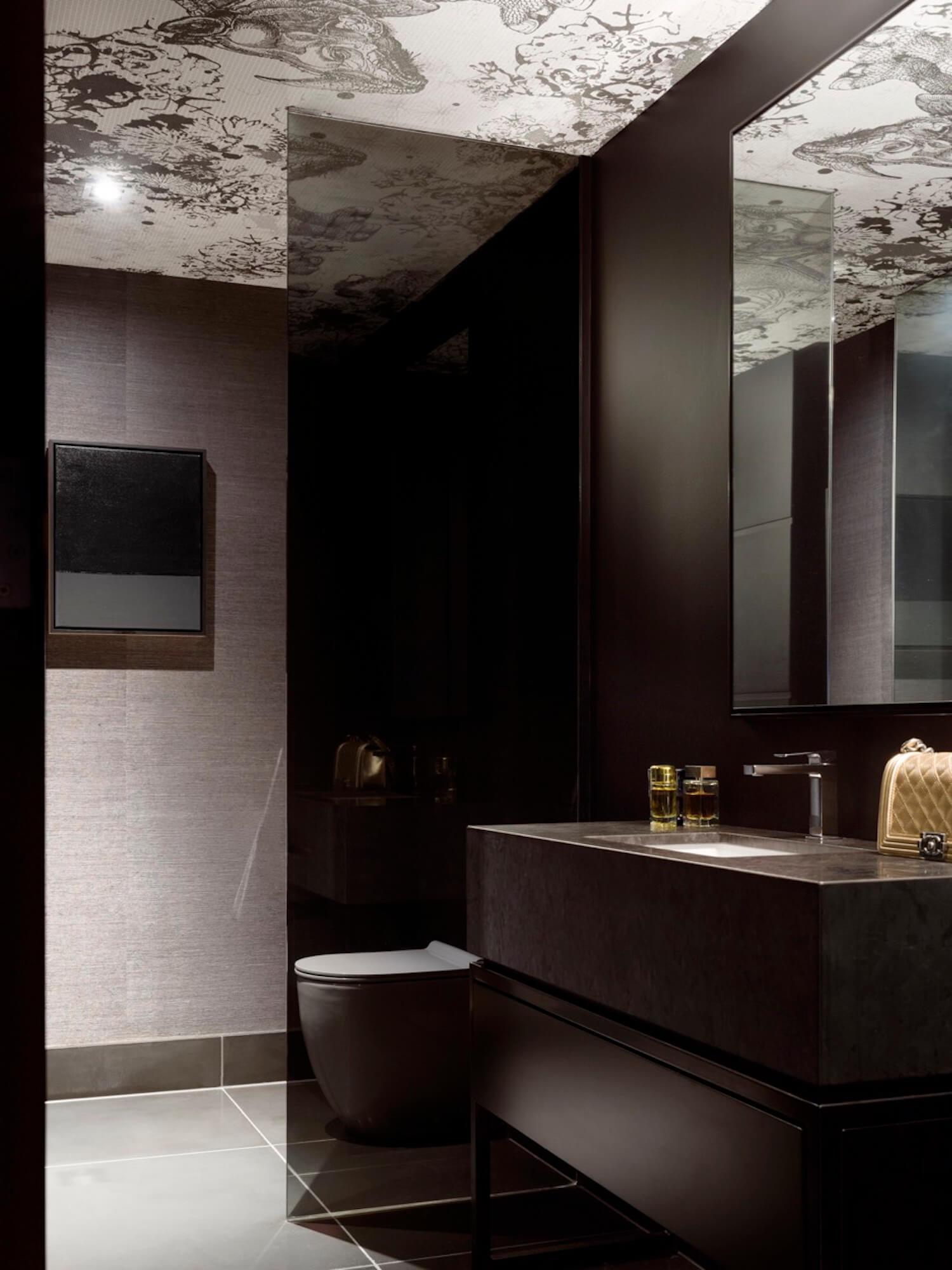est living interiors monochrome house alwill interiors 9