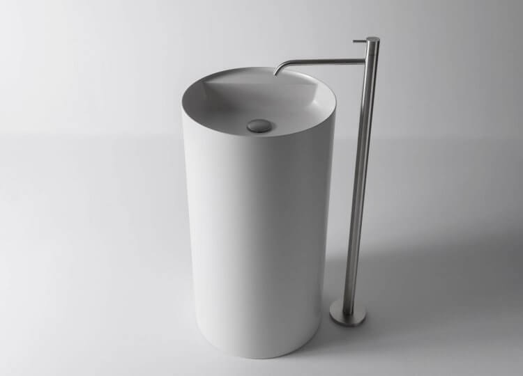Simplo Freestanding Sink