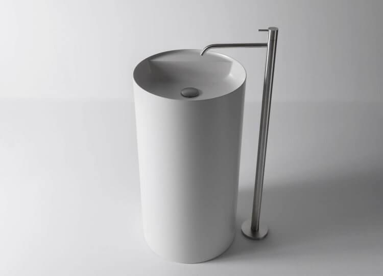 Simplo Freestanding Sink