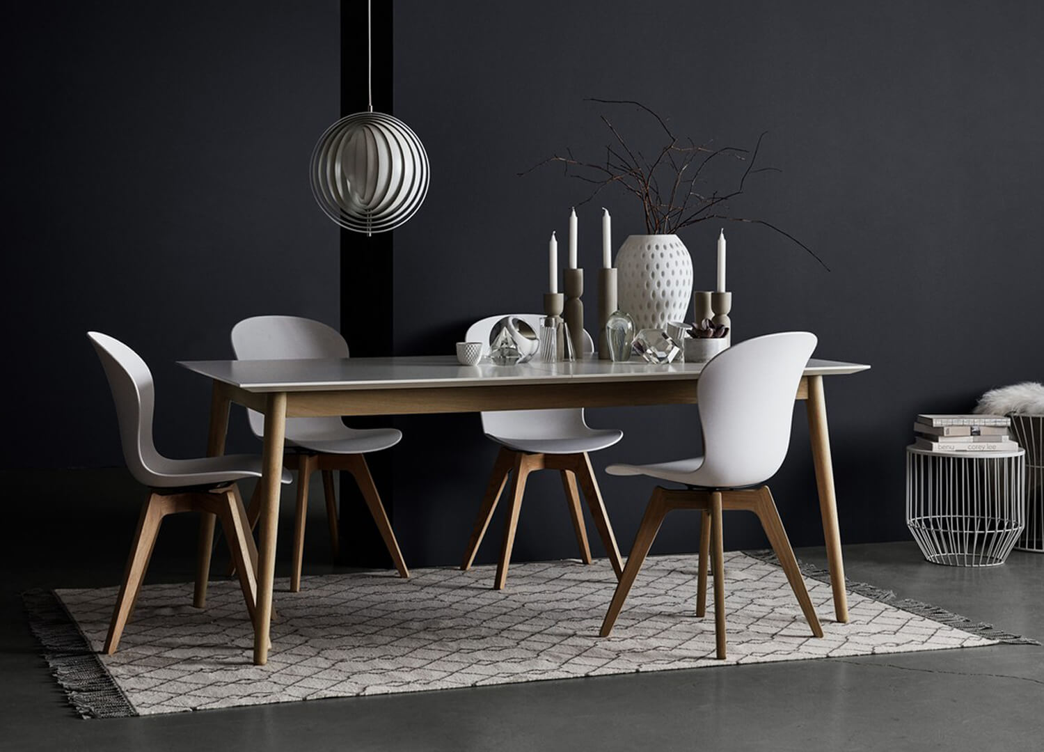 Cool Milano Dining Table By Boconcept Est Living Design Directory Uwap Interior Chair Design Uwaporg
