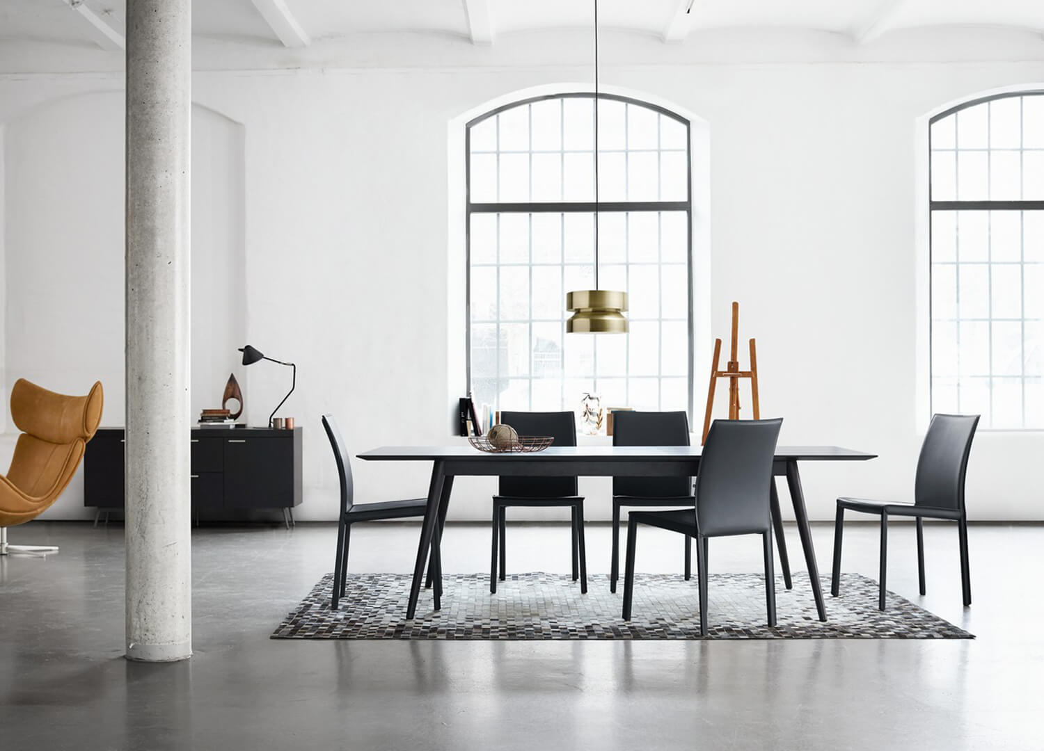 Surprising Milano Dining Table By Boconcept Est Living Design Directory Uwap Interior Chair Design Uwaporg