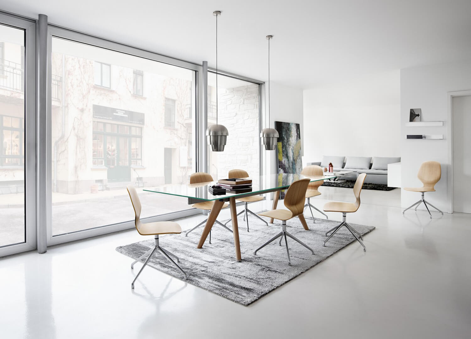 Groovy Monza Dining Table By Boconcept Est Living Design Directory Uwap Interior Chair Design Uwaporg