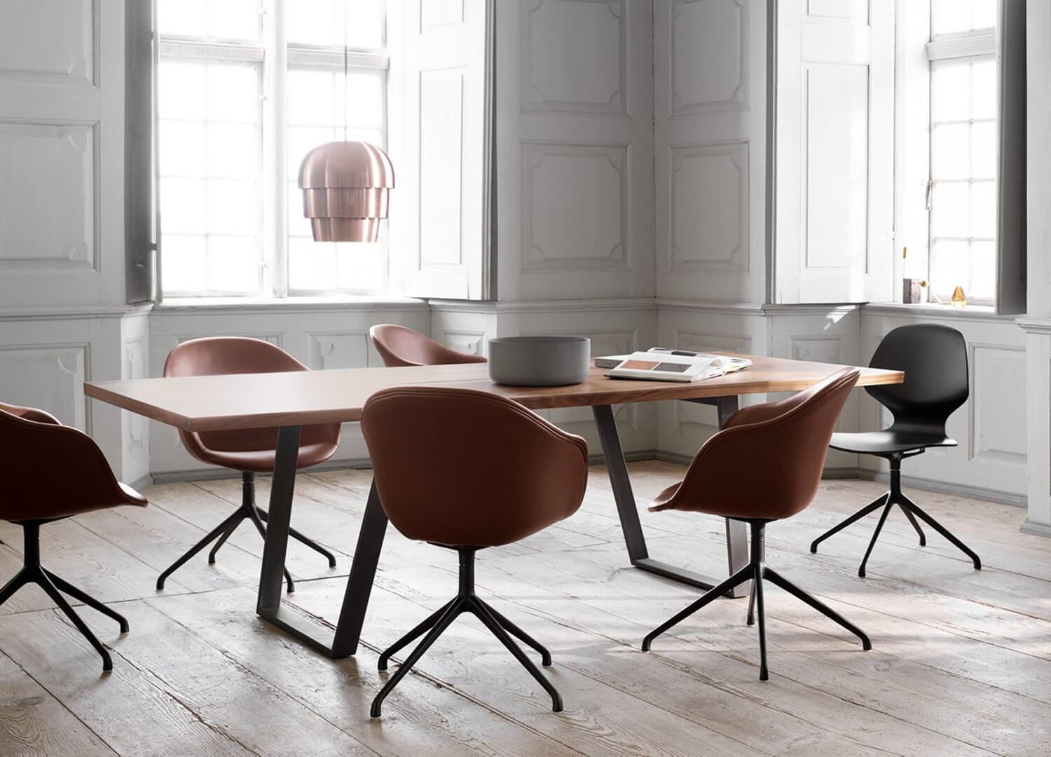 Miraculous Vancouver Dining Table By Boconcept Est Living Design Uwap Interior Chair Design Uwaporg