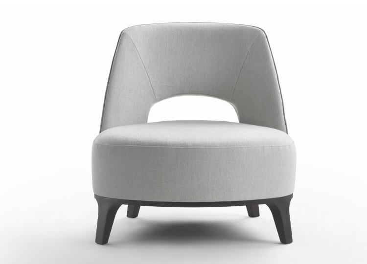 Ermione Lounge Chair Fanuli