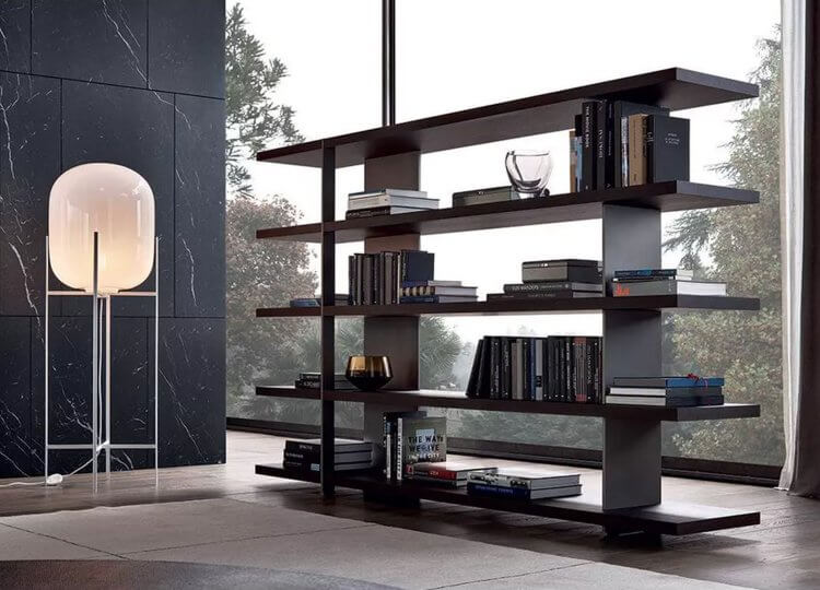 Bristol System Bookshelf Poliform