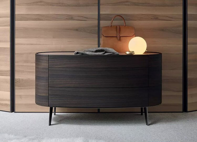 Kelly Chest of Drawers Poliform