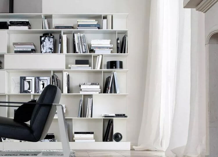 Skip Bookcase Poliform