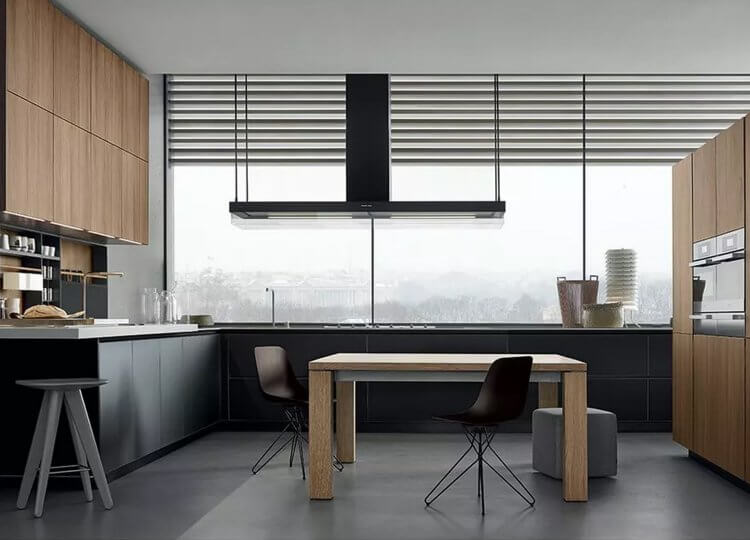 Poliform Twelve Kitchen