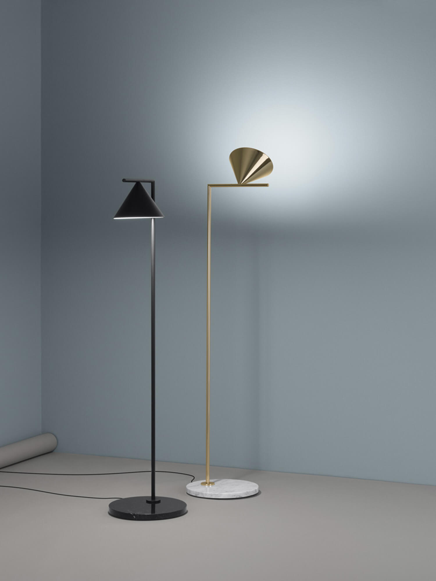 Michael Anastassiades FLOS Captain Flint Floor Lamp