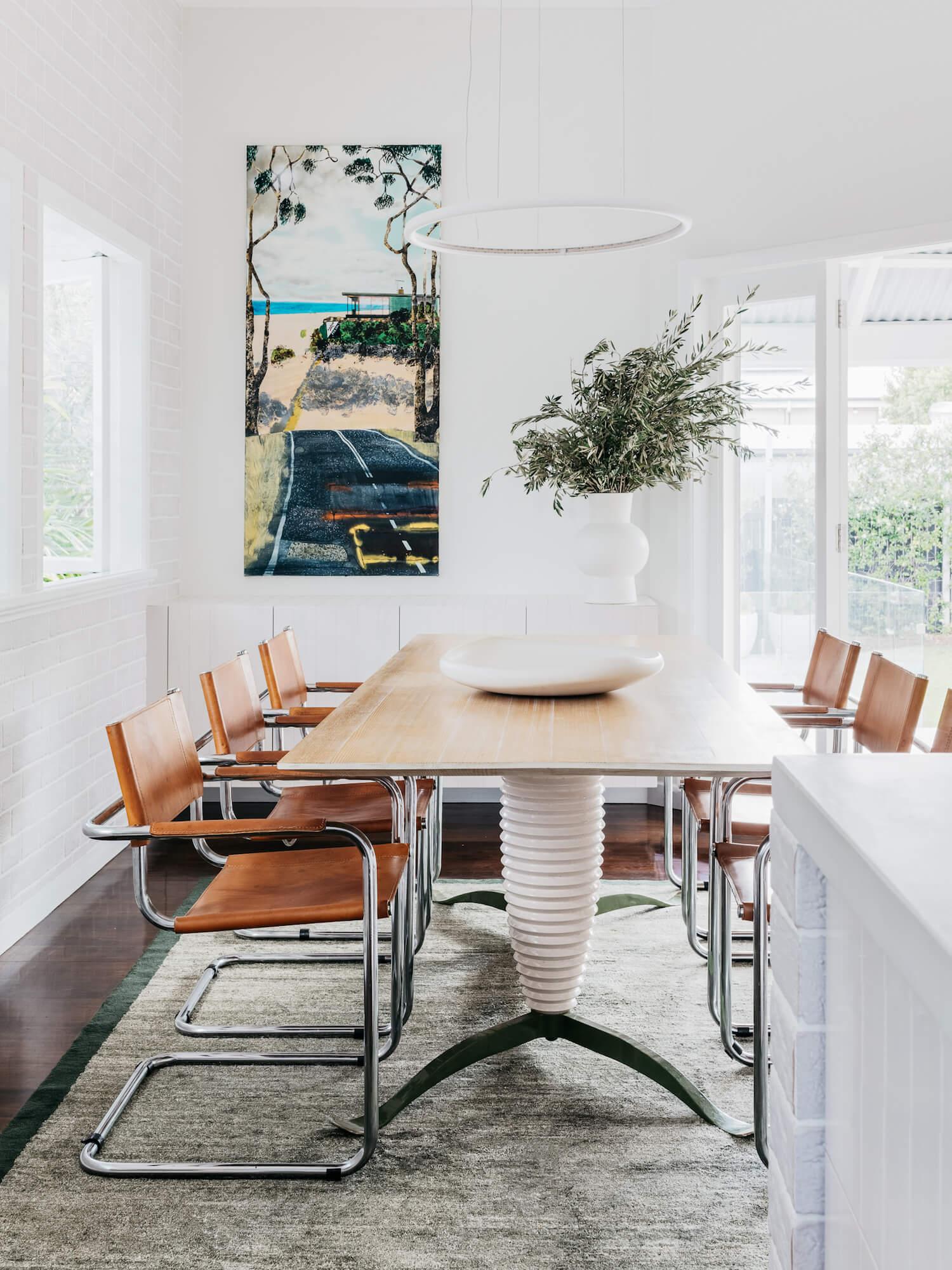 est living Banksia House AP Design House dining room 10