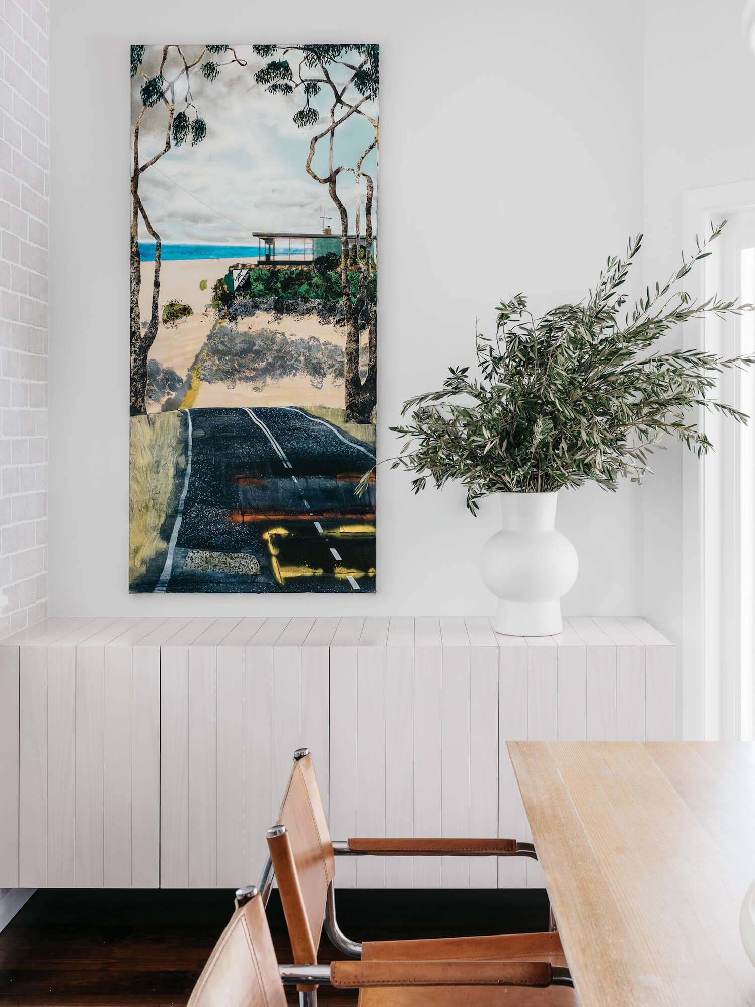 est living Banksia House AP Design House dining room 7