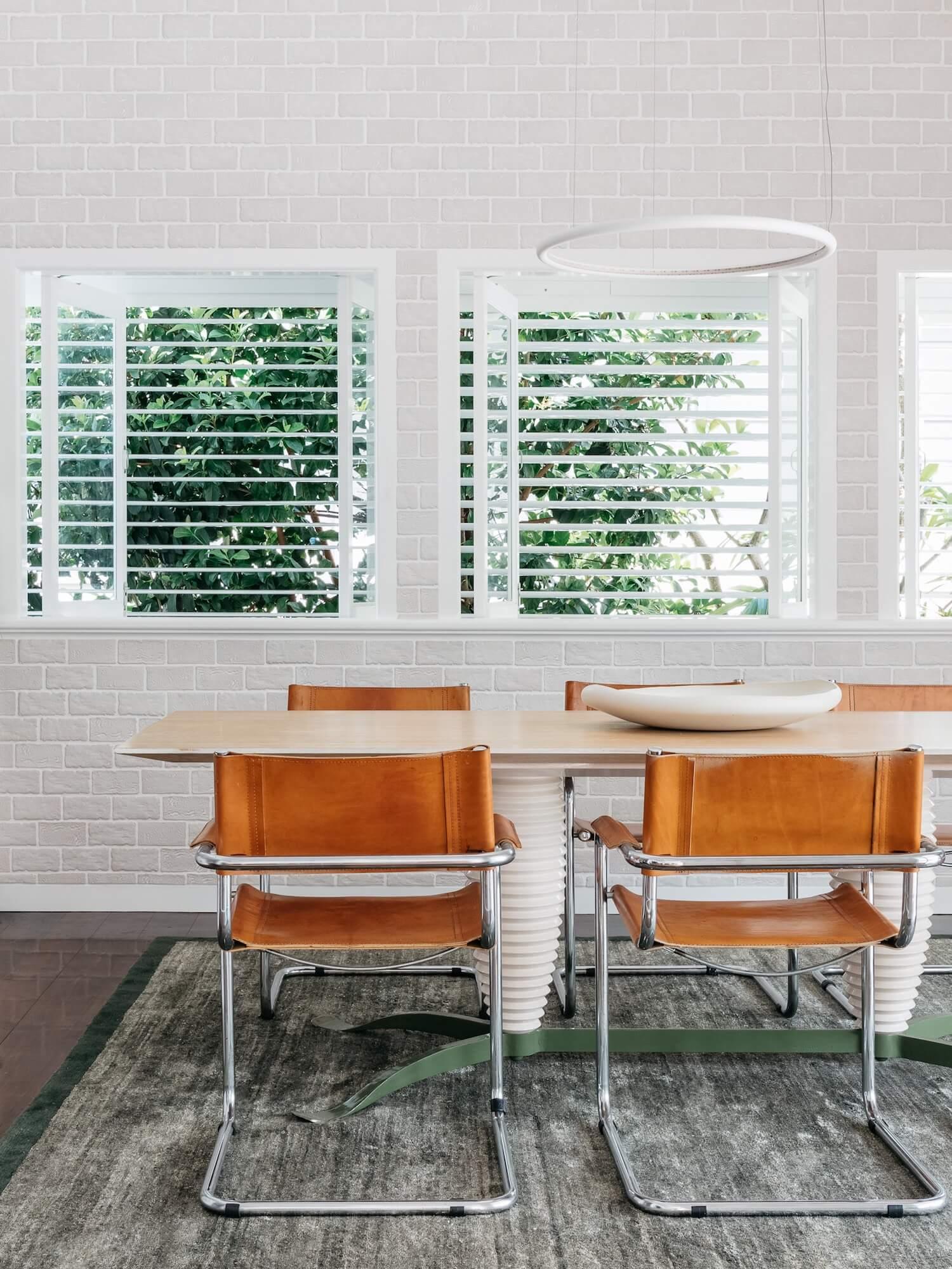 est living Banksia House AP Design House dining room 9