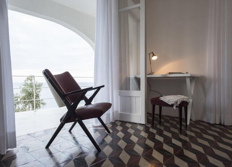 Study | Elaia Villa in Cefalù