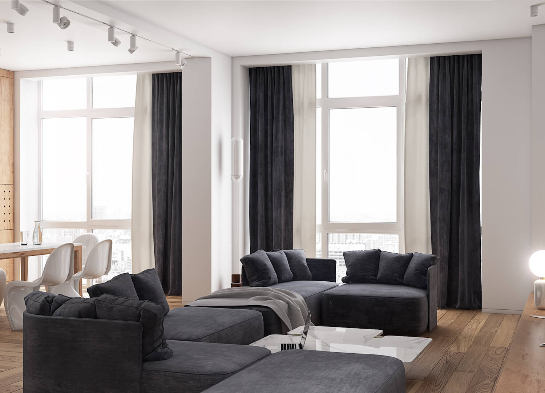 est living global interiors minima apartment by studiopine 7