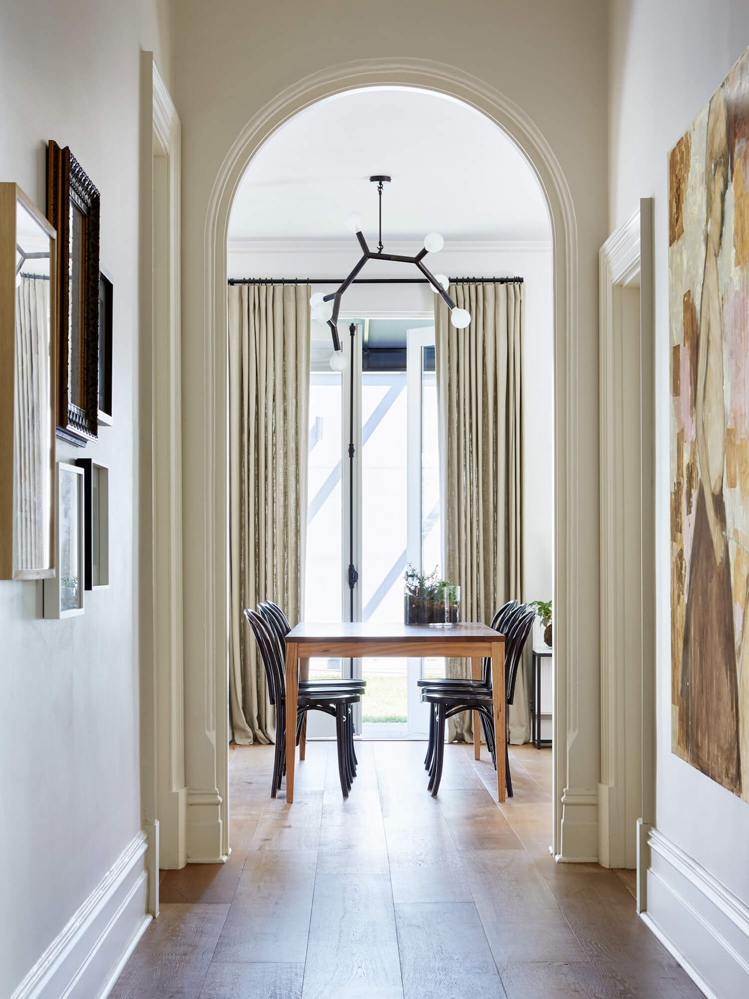 est living hawthorn residence studio wonder hallway 2