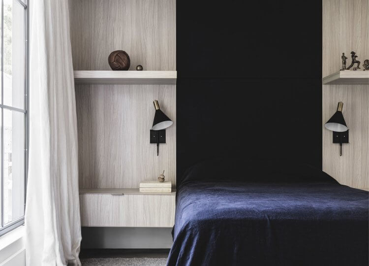 Bedroom | Hunters Hill House by  Handelsmann & Khaw