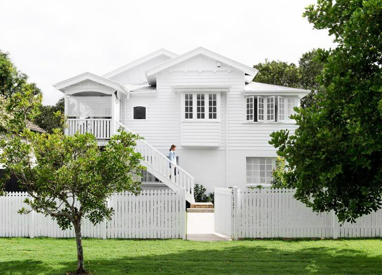 A Queenslander Reno