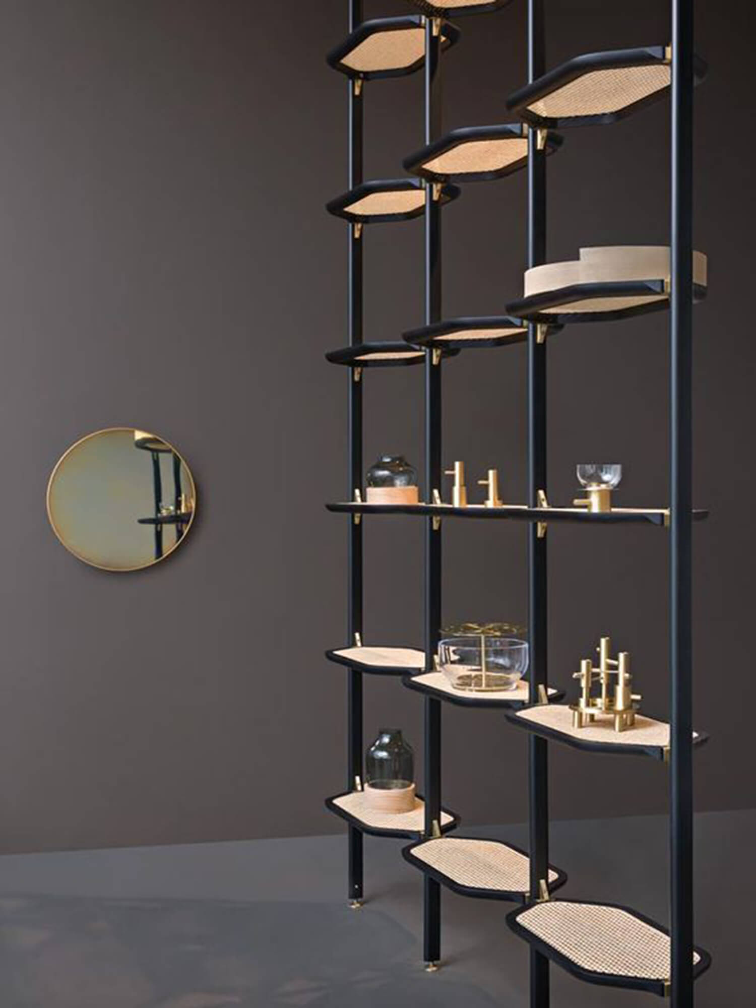 Romboidale Shelving Pietro Russo x Baxter01