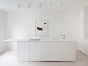 Kitchen | Bankside Apartment Kitchen by HASA Architects