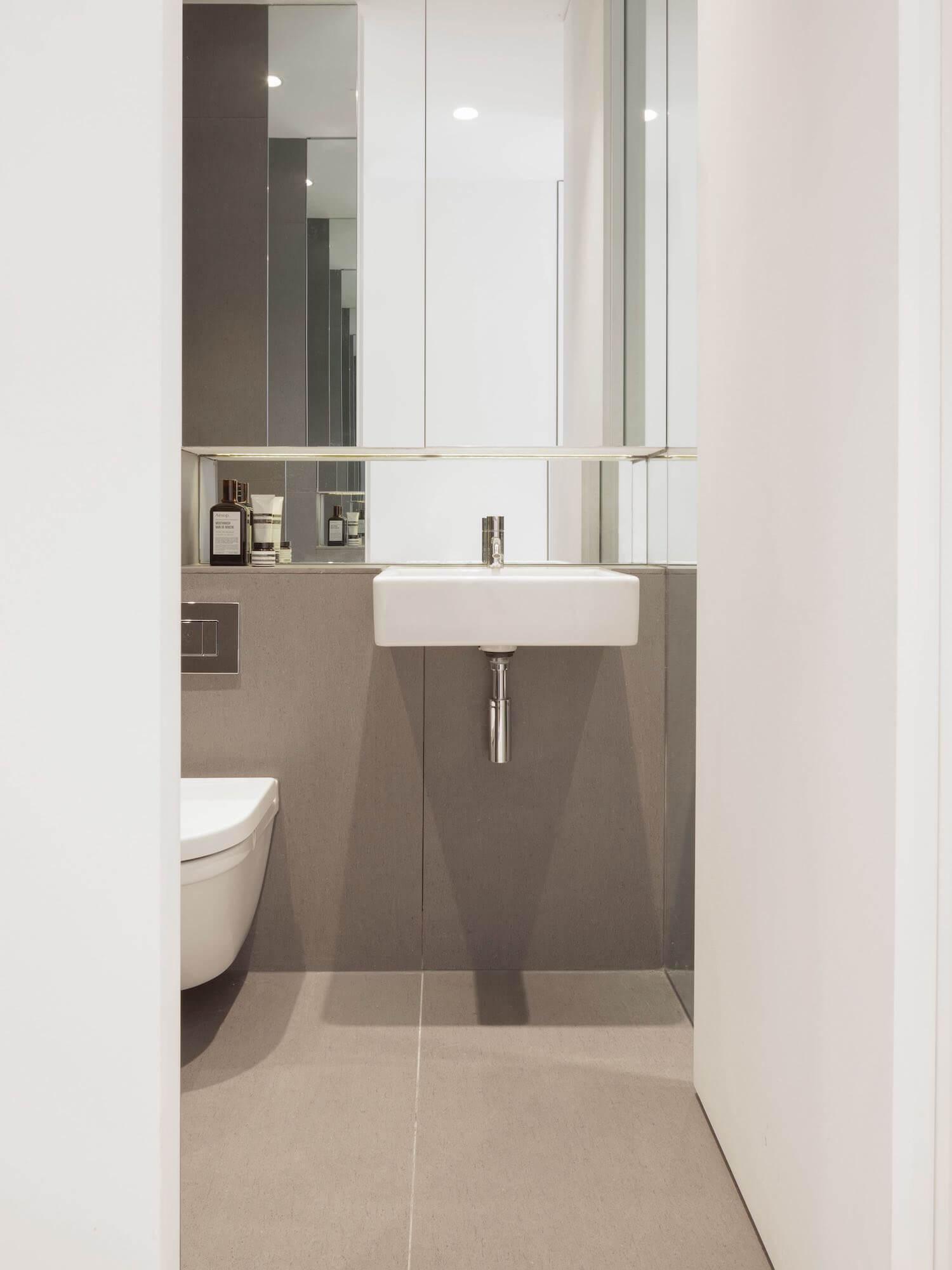 est living Bankside Apartment HASA Architects 5