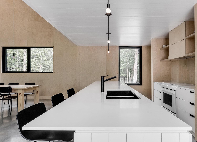 est living Grand Pic Chalet Appareil Architecture 6