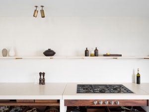 Kitchen | Britselei Penthouse Kitchen by Hans Verstuyft Architecten