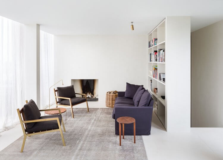 Britselei Penthouse by Hans Verstuyft Architecten