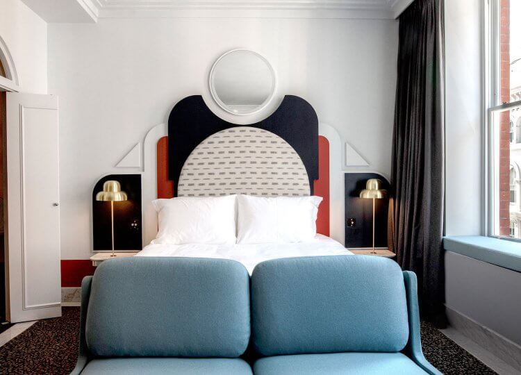 Henrietta Hotel by Dorothée Meilichzon