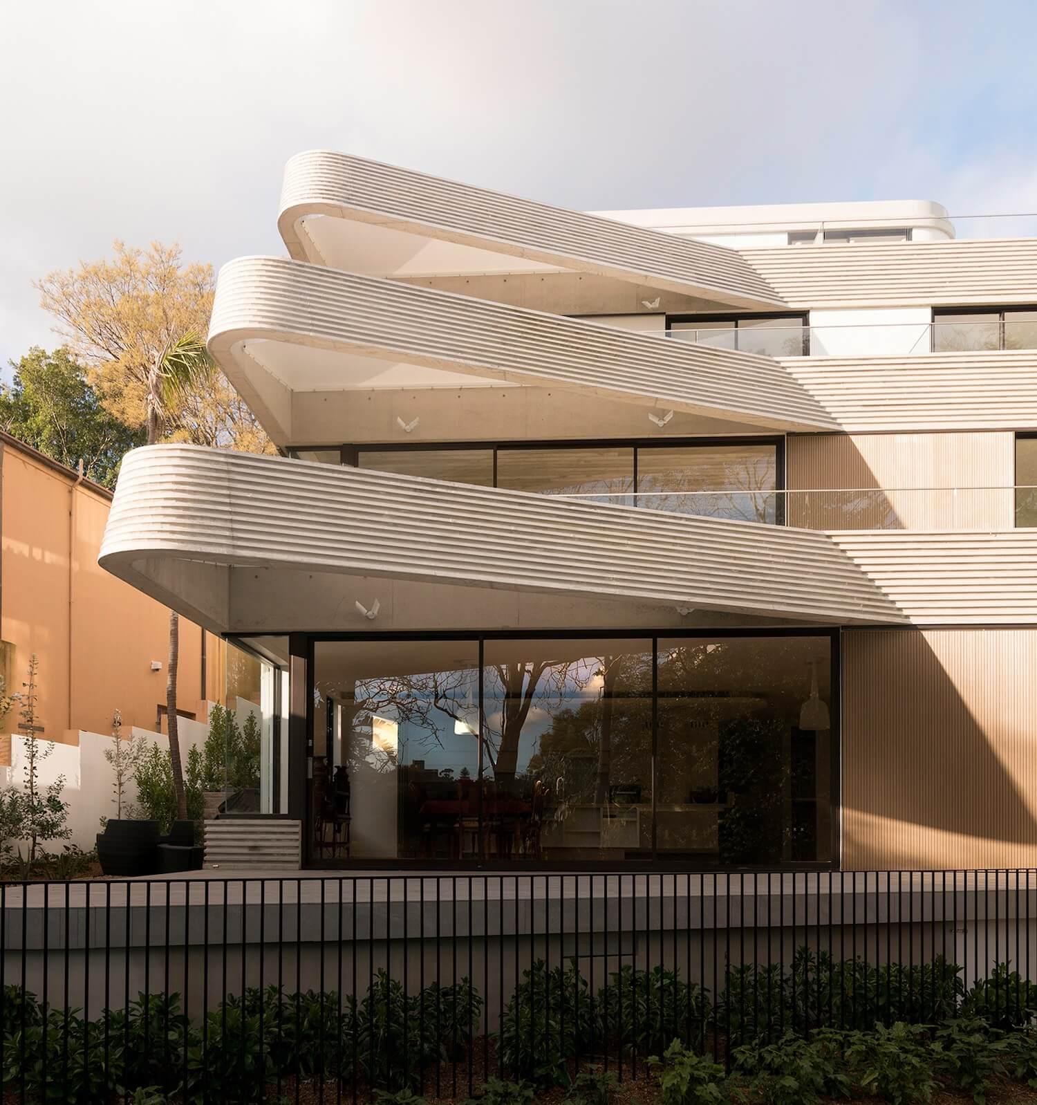 est living interiors luigi rosselli architects the triplex apartments 11