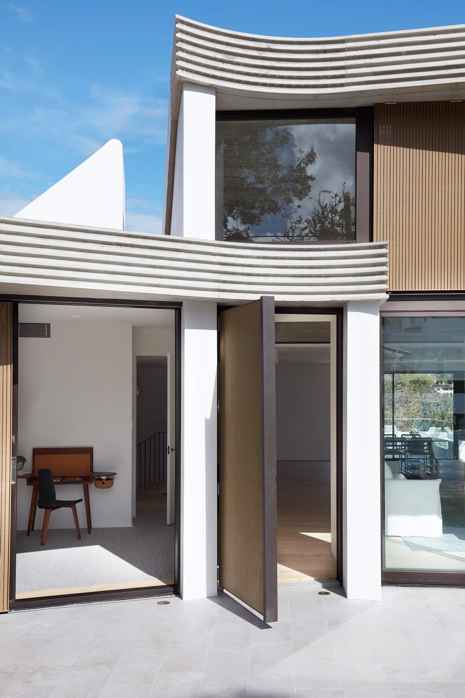 est living interiors luigi rosselli architects the triplex apartments 12