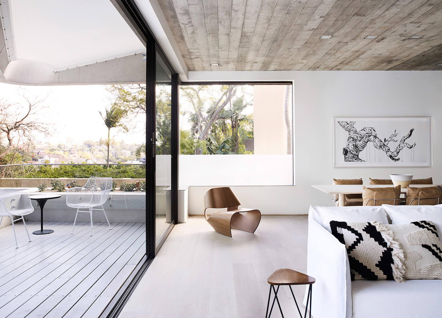 est living interiors luigi rosselli architects the triplex apartments 4